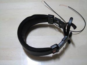 MDR-7506のヘッドバンド