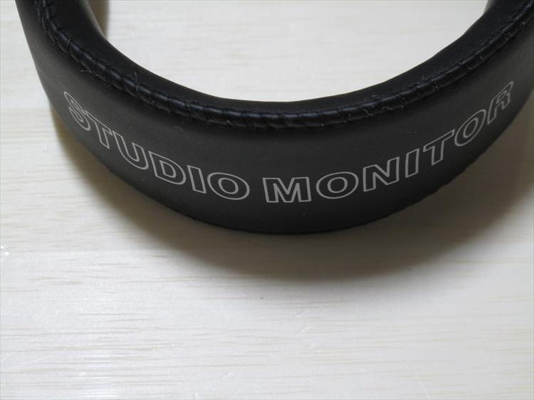 MDR-7506の部品のロゴ